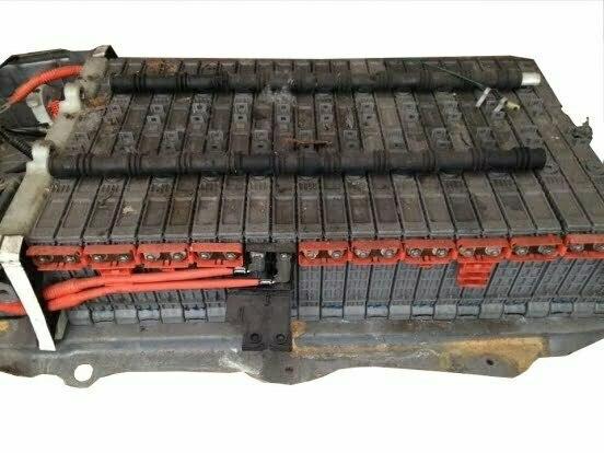 Litiumbatteri till återvinning